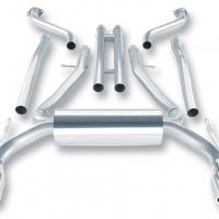 Borla Infiniti G37 Cat-Back™ System – 2.25″