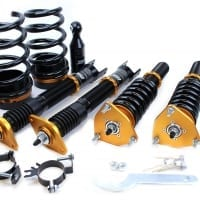 ISC Basic Coilover Suspension for Nissan 370Z 09+/Infiniti G37 09-16