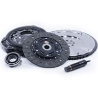 Comp Clutch WRX 2.5L Push Style Stage 2 Street Series Clutch Kit (Includes Steel Flywheel)
