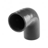 Turbosmart 90 Silicone Elbow 3.00″ Black