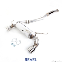 Tanabe/Revel Medallian Touring Cat Back Exhaust – 03-08 Nissan 350Z