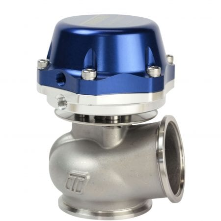 Turbosmart 50mm Pro-Gate Wastegate – 14psi Blue