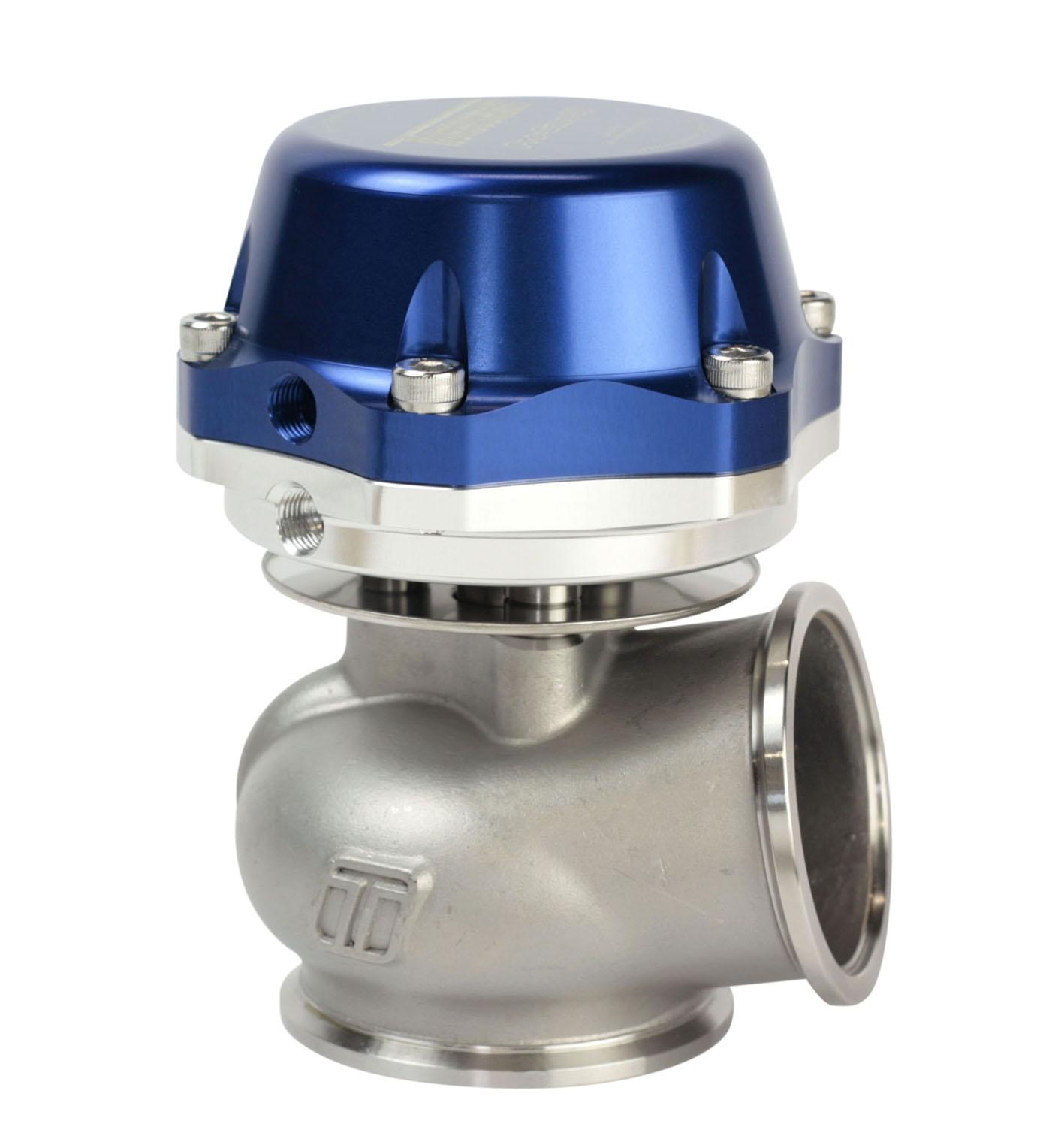 Turbosmart 50mm Pro-Gate Wastegate – 14psi Blue