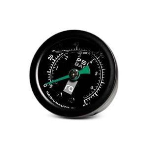 Radium Fuel Pressure Gauge – 6AN Inline Adapter