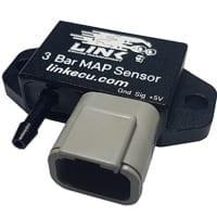 Link MAP Sensor 3 bar, Plug and pins