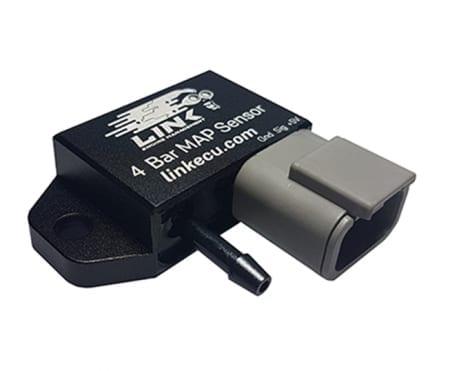 Link MAP Sensor 4 bar, Plug and pins