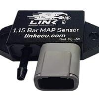 Link MAP Sensor 1.15 bar, Plug and pins