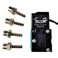 Link Boost Control Solenoid (4 port)