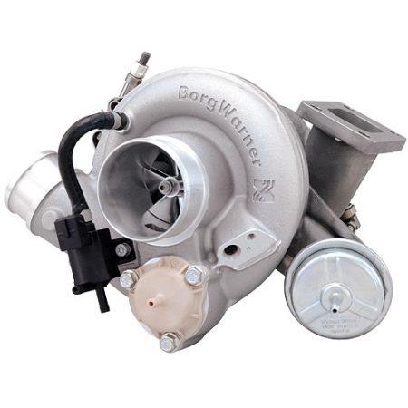 Borg Warner EFR Series 6758 - 0.64 a/r VO WG Turbo | 179388