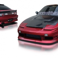 Origin Lab Stream Line Body Kit – 180sx