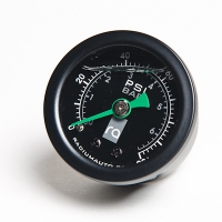 Radium 100 PSI Fuel Pressure Gauge