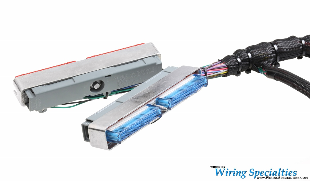 Wondrous Wiring Specialties Ls1 S14 240Sx Wiring Harness Irace Auto Sports Wiring Digital Resources Indicompassionincorg