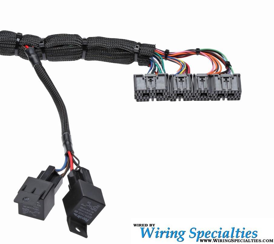 Wiring Specialties 1jzgte 300zx Wiring Harness