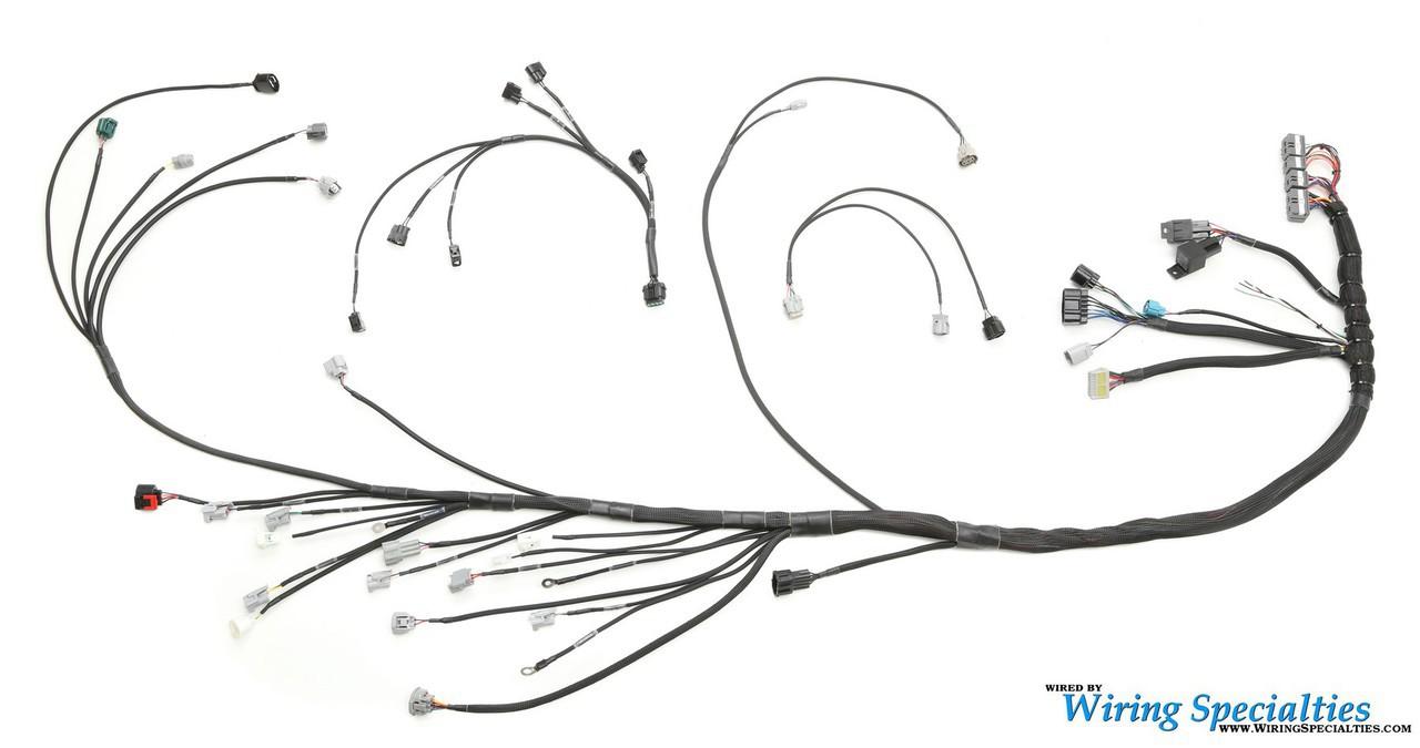 Wiring Specialties Standalone 1jzgte Vvti Etcsi Harness Universal Wire W Fuse Box Pro Series