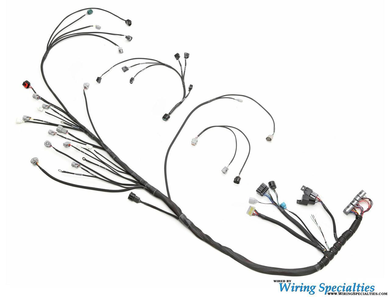 wiring specialties 1jzgte 240sx s13 wiring harness  u2013 irace