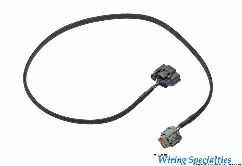 wiring specialties universal rb20det wiring harness