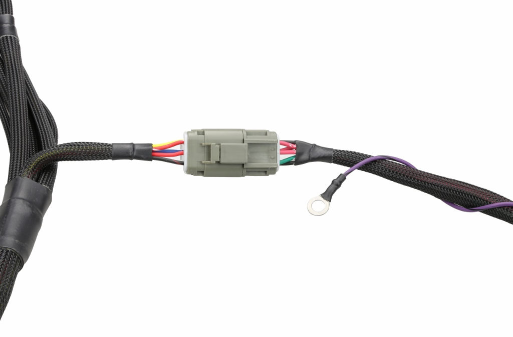 wiring specialties s14 sr20det wiring harness for 180sx irace auto rh iraceautosports com 240SX Wiring 240SX Wiring