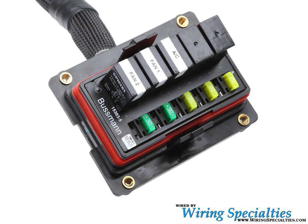 Wiring Specialties LS1 240Z Wiring Harness iRace Auto Sports – Lsx Wiring Harness