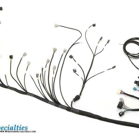 wiring specialties 2jzgte 180sx wiring harness