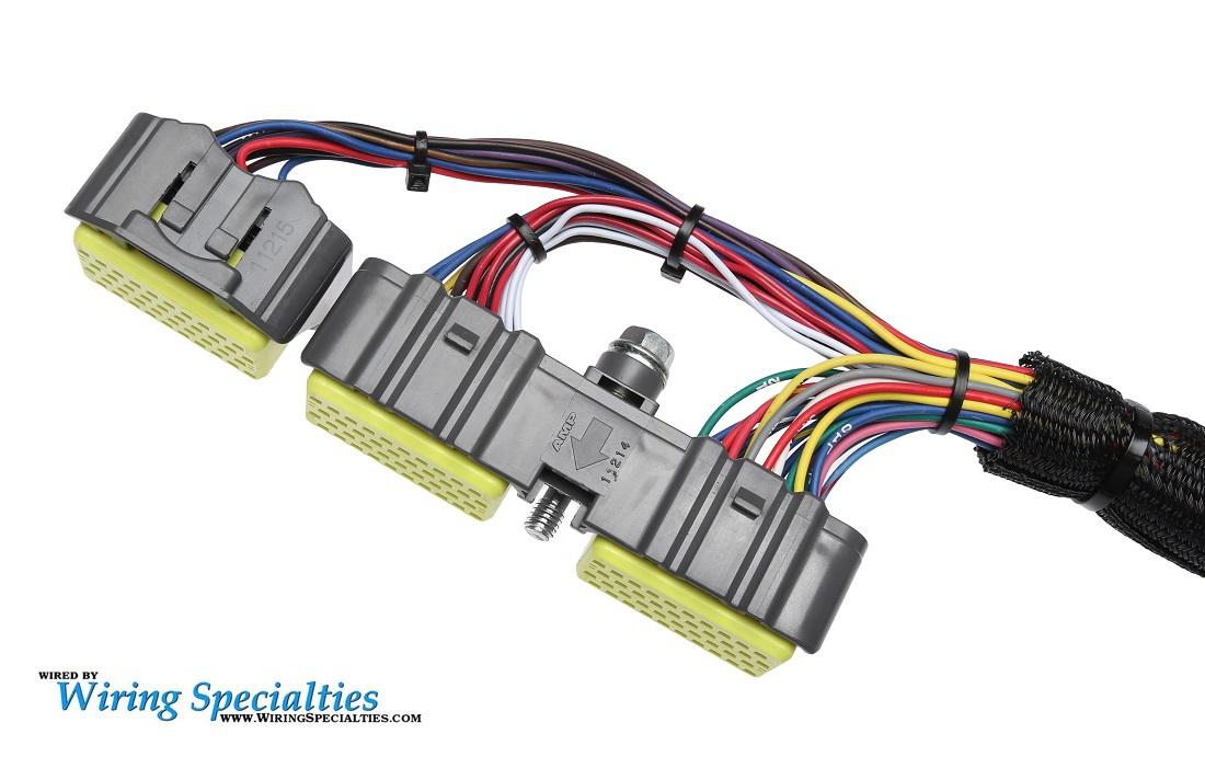 Wiring Specialties Lsx    Gen Iv Mazda Rx7 Fd Wiring Harness
