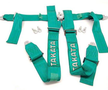 Takata MPH Short 4pt Harness