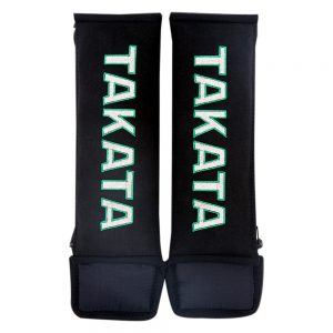 "Takata 3"" Shoulder Pads - Black"