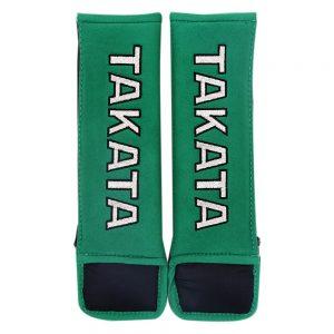 "Takata 3"" Shoulder Pads - Green"