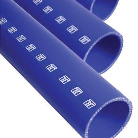 "Turbosmart Straight Silicone Hose - 2.50"" ID x 24"" - Blue"