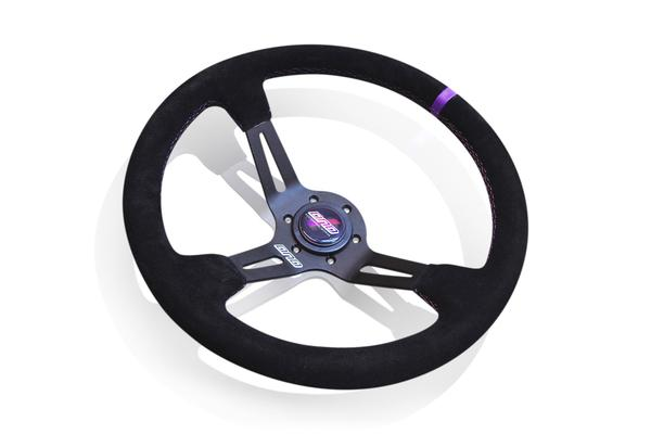 DND Performance 350MM Suede Race Wheel