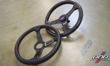 DND Performance Carbon Fiber Steering Wheels