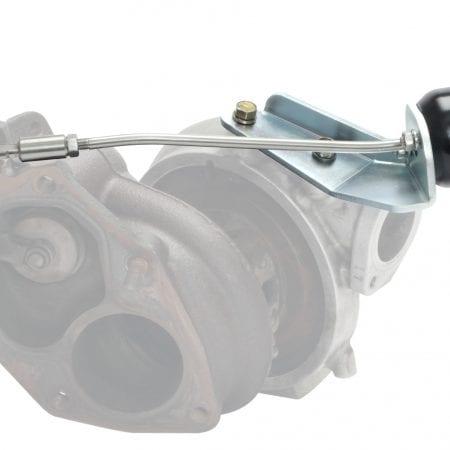 Turbosmart 75mm 22psi Internal Wastegate Actuator – Mitsubishi EVO 9 – Black