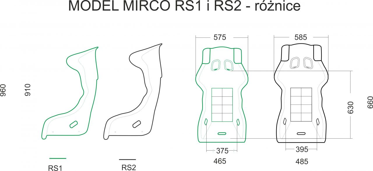 Mirco RS2 FIA Motorsport Seat