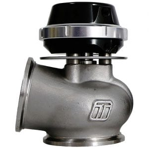 Turbosmart 50mm Pro-Gate Wastegate Lite - 14psi Black