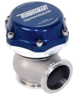 Turbosmart 45mm Hypergate Wastegate – 35psi Blue