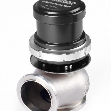 Turbosmart 45mm Hypergate Wastegate - 35psi Black