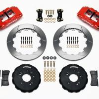 Wilwood Big Brake Front Brake Kit (Hat) – 4 Piston – Nissan 240SX