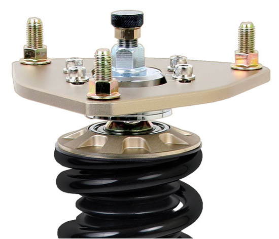 BC Racing BR Type Coilover for 06-10 VW Golf V (GTI;DTI) - (H-04)