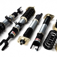 BC Racing DS Coilovers | 06 Lexus IS250 / GS300 AWD | R-08