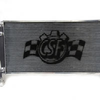 CSF Racing Radiator – 89-94 Nissan 240 SX (KA24E engine)