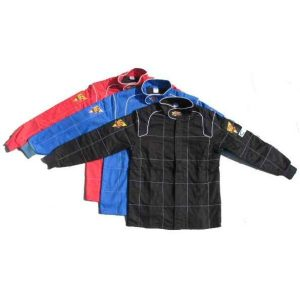 DJ Safety Firesuit SFI 3-2A/5 Jacket - Black