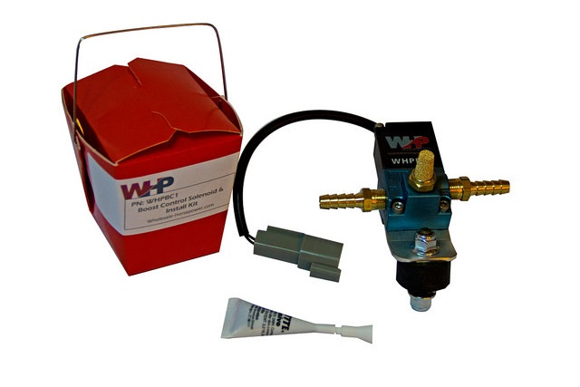 WHP Boost Control Solenoid Kit