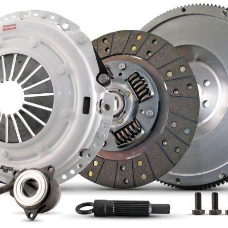 FX100 Single Disc Clutch w/ Flywheel (03CM3-HD00-SK) - 2001 to 2005 325I - 2.5L - E46 (6-Speed)
