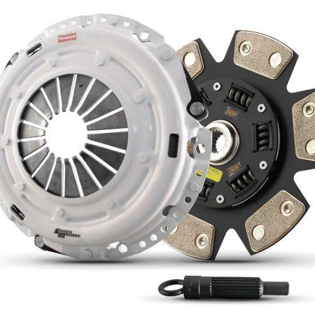 FX400 Single Disc Clutch (17375-HDC6-D) - 2011 to 2012 Jetta - 2.0L - MK6 TSI 6-Speed