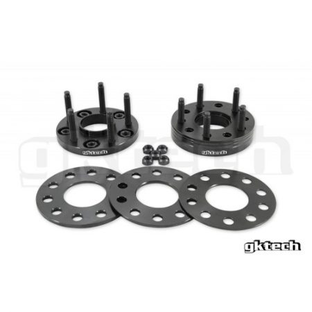 GKTech 5x114.3 15mm-30mm Hub Centric Spacer Kit