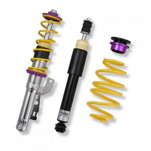 KW V1 Coilovers – Honda Civic (w/ rear lower fork)