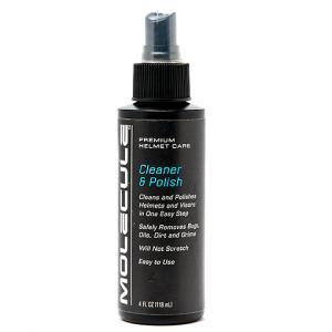 Molecule Helmet Cleaner & Polish – 4 oz. Sprayer