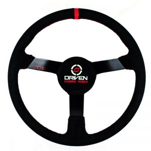 Driven 15 Inch Stock Car Steering Wheel