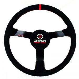 Driven 15 Inch Stock Car Steering Wheel