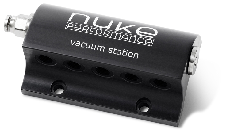 Nuke Performance Vacuum Station