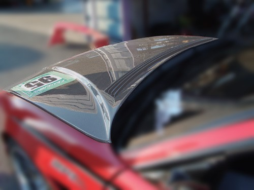 Origin Lab Type II Hood – Nissan Silvia S14 Zenki